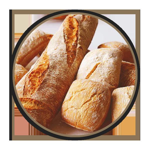 Descubre todos nuestros tipos de pan.
